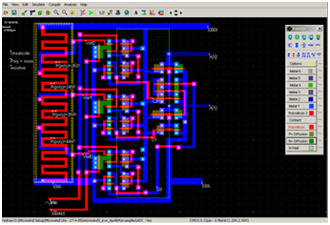 Microwind A Cmos Layout Tool